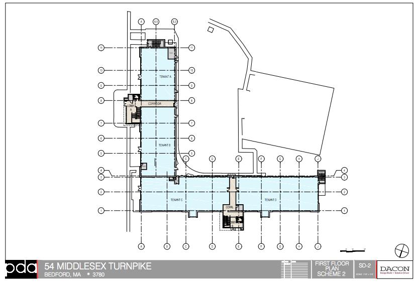 SD-2 first floor rendering